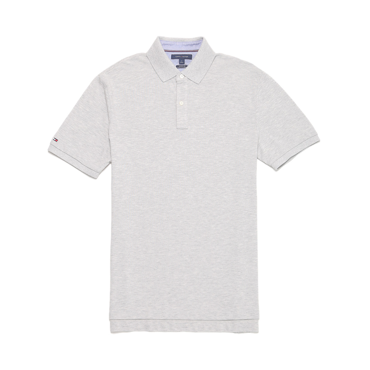 TOMMY HILFIGER商务休闲短袖夏季男式Polo衫