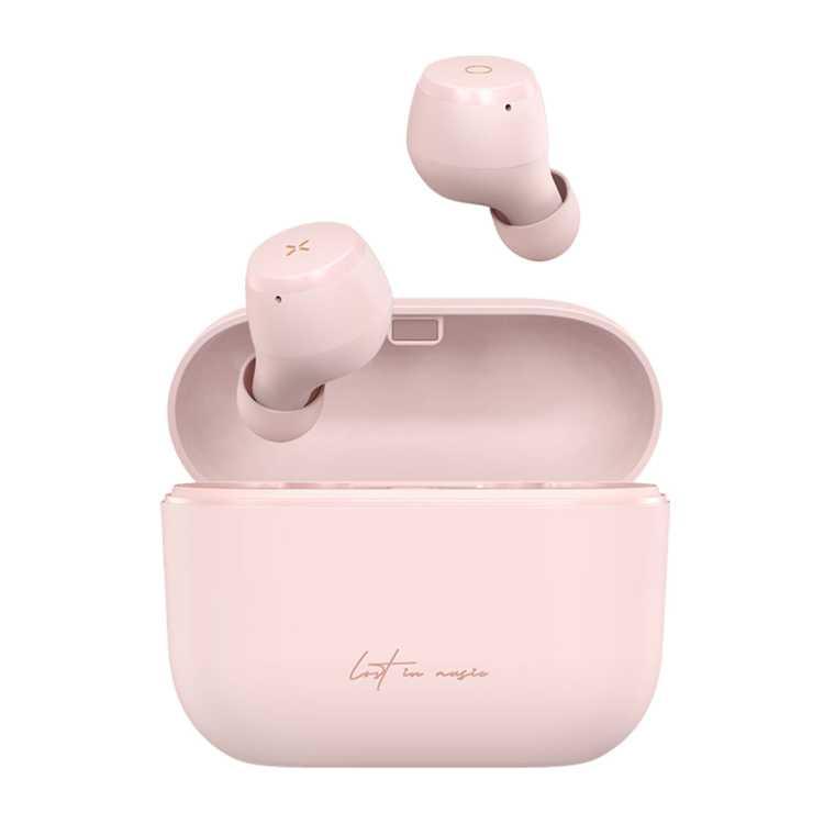 漫步者MiniBuds真无线入耳蓝牙耳机降噪级防尘放水手机通用