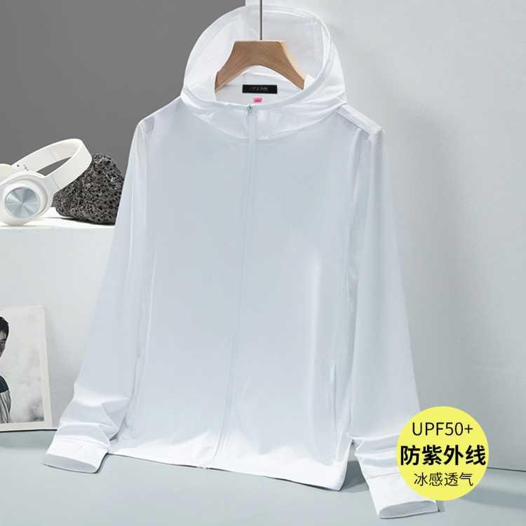 夏季新薄款针织冰丝透气防紫外线皮肤衣女士防晒外套UPF50+