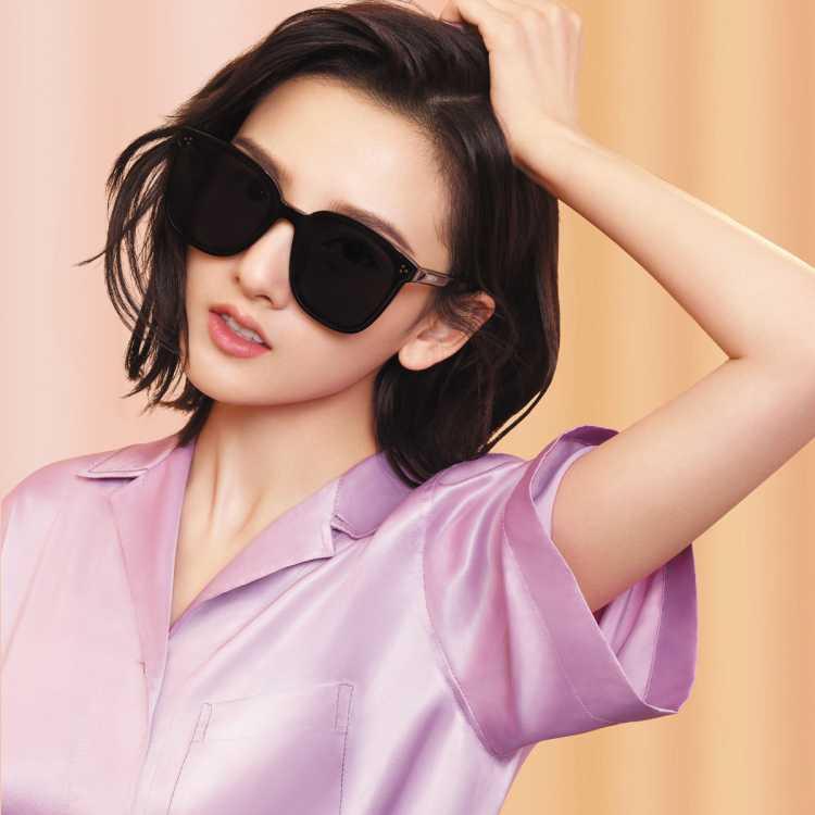 帕森太阳镜宋祖儿同款眼镜 复古时尚情侣款潮墨镜