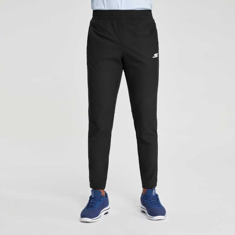 【木子洋同款】夏季新款男子休闲梭织长裤健身跑步运动裤